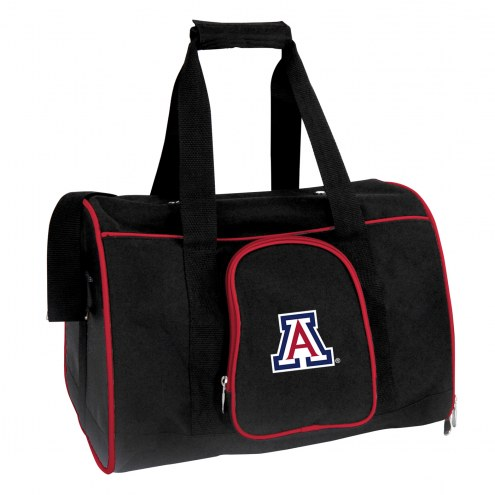 Arizona Wildcats Premium Pet Carrier Bag