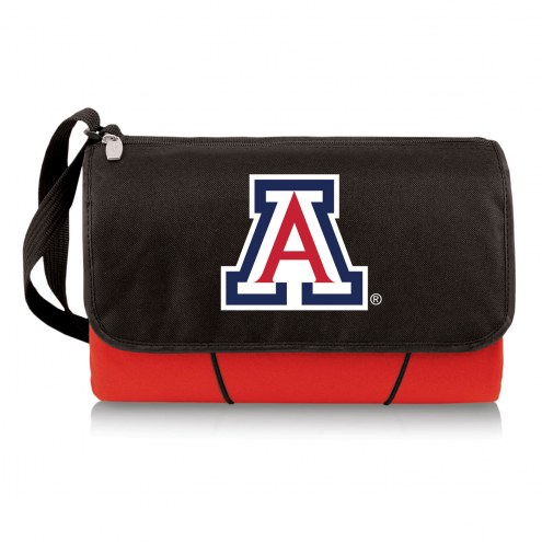 Arizona Wildcats Red Blanket Tote