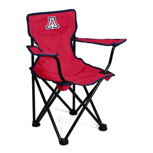 Arizona Wildcats Toddler Folding Chair