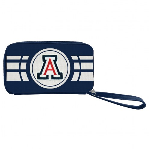 Arizona Wildcats Ripple Zip Wallet