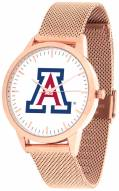 Arizona Wildcats Rose Mesh Statement Watch