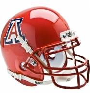 Arizona Wildcats Scarlet Schutt Mini Football Helmet