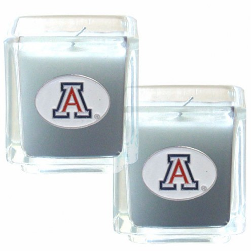 Arizona Wildcats Scented Candle Set