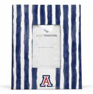 Arizona Wildcats School Stripes Picture Frame