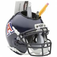 Arizona Wildcats Schutt Football Helmet Desk Caddy