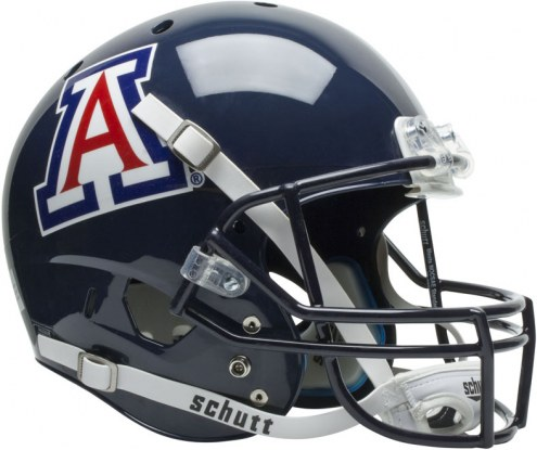 Arizona Wildcats Schutt XP Collectible Full Size Football Helmet