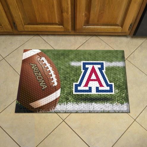 Arizona Wildcats Scraper Door Mat