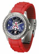 Arizona Wildcats Sparkle Women's Watch