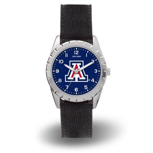 Arizona Wildcats Sparo Men's Nickel Watch