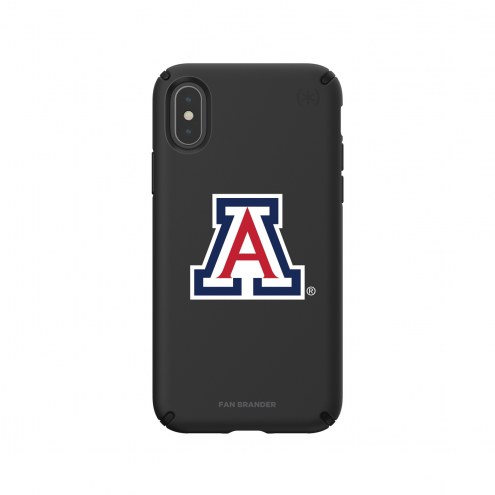Arizona Wildcats Speck iPhone X/Xs Presidio Pro Black Case