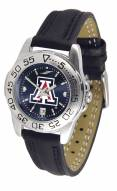 Arizona Wildcats Sport AnoChrome Women's Watch