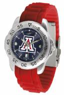 Arizona Wildcats Sport Silicone Men's Watch