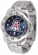Arizona Wildcats Sport Steel AnoChrome Men's Watch