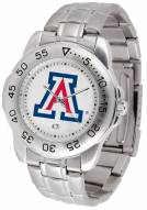 Arizona Wildcats Sport Steel Men's Watch