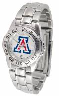 Arizona Wildcats Sport Steel Women's Watch