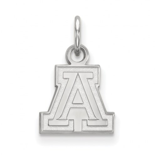 Arizona Wildcats Sterling Silver Extra Small Pendant