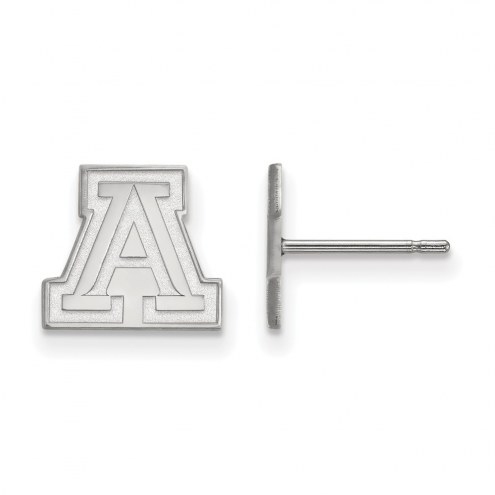 Arizona Wildcats Sterling Silver Extra Small Post Earrings
