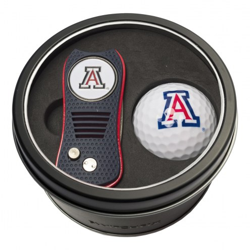 Arizona Wildcats Switchfix Golf Divot Tool & Ball