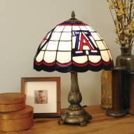 Arizona Wildcats Tiffany Table Lamp