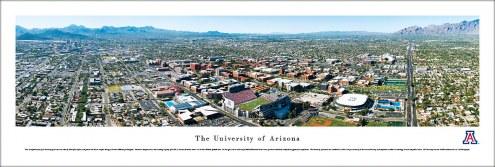 Arizona Wildcats Unframed Panorama