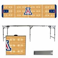 Arizona Wildcats Victory Folding Tailgate Table