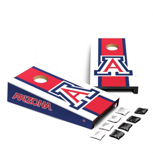 Arizona Wildcats Mini Cornhole Set