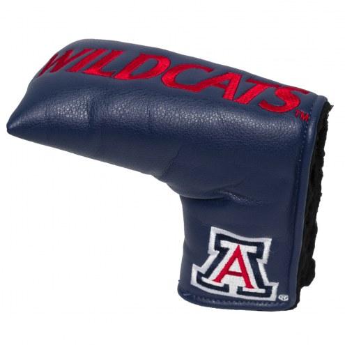 Arizona Wildcats Vintage Golf Blade Putter Cover