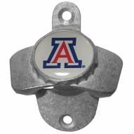 Arizona Wildcats Wall Mounted Bottle Opener