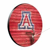 Arizona Wildcats Weathered Design Hook & Ring Game