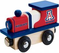 Arizona Wildcats Wood Toy Train