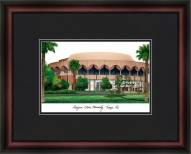 Arizona State University Academic Framed Lithograph