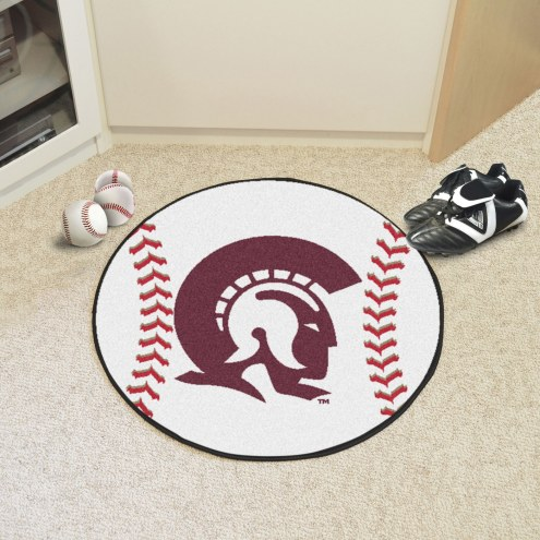 Arkansas Little Rock Trojans Baseball Rug