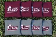 Arkansas Little Rock Trojans Cornhole Bag Set