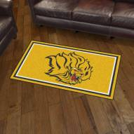 Arkansas-Pine Bluff Golden Lions 3' x 5' Area Rug