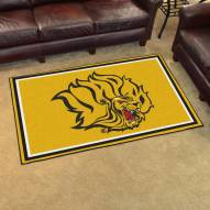 Arkansas-Pine Bluff Golden Lions 4' x 6' Area Rug