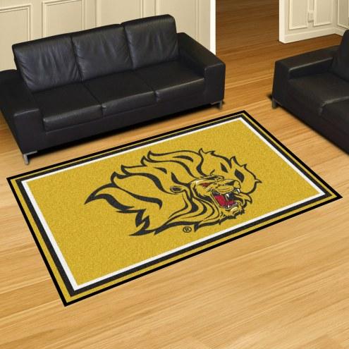 Arkansas-Pine Bluff Golden Lions 5' x 8' Area Rug