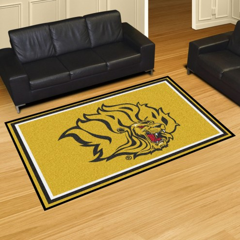 Arkansas-Pine Bluff Golden Lions 5' x 8' Area Rug