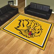 Arkansas-Pine Bluff Golden Lions 8' x 10' Area Rug
