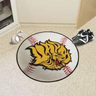 Arkansas-Pine Bluff Golden Lions Baseball Rug