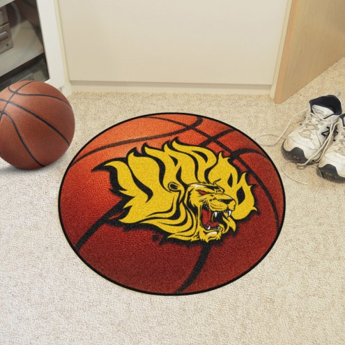 Arkansas-Pine Bluff Golden Lions Basketball Mat