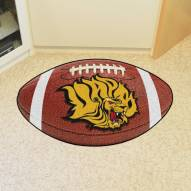 Arkansas-Pine Bluff Golden Lions Football Floor Mat
