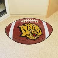 Arkansas-Pine Bluff Golden Lions Football Floor Mat