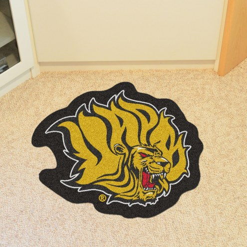 Arkansas-Pine Bluff Golden Lions Mascot Mat