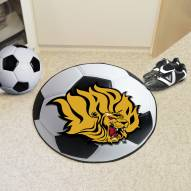 Arkansas-Pine Bluff Golden Lions Soccer Ball Mat