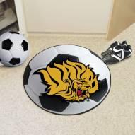 Arkansas-Pine Bluff Golden Lions Soccer Ball Mat