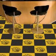 Arkansas-Pine Bluff Golden Lions Team Carpet Tiles