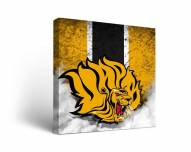 Arkansas-Pine Bluff Golden Lions Vintage Canvas Wall Art