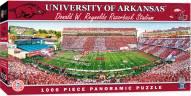 Arkansas Razorbacks 1000 Piece Panoramic Puzzle