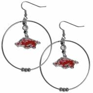 "Arkansas Razorbacks 2"" Hoop Earrings"