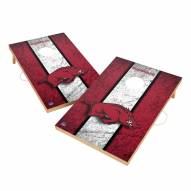 Arkansas Razorbacks 2' x 3' Vintage Wood Cornhole Game